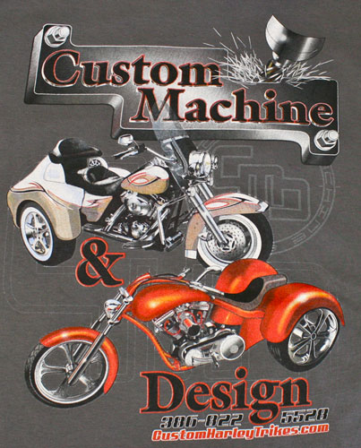 custom machine
