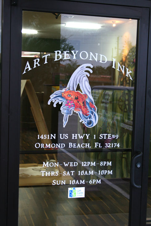 art beyond ink
