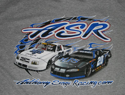 anthony Sergi Racing print