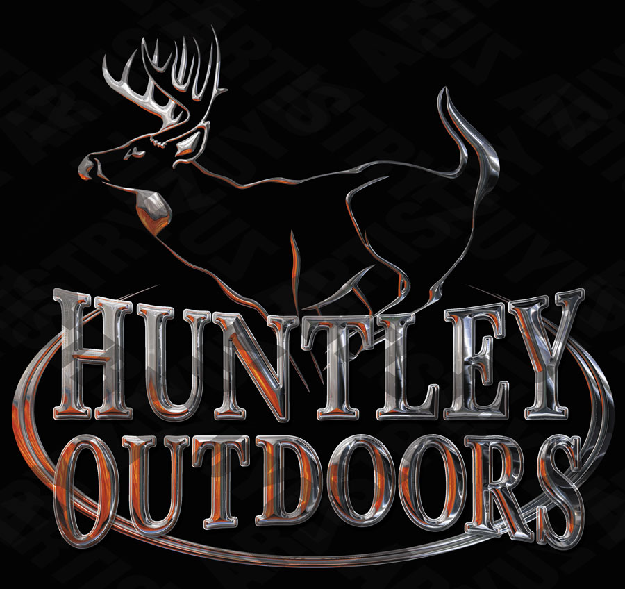 huntley outdoors logo